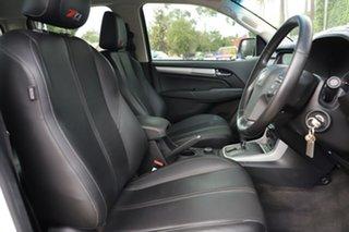 2017 Holden Colorado RG MY17 Z71 (4x4) Summit White 6 Speed Automatic Crew Cab Pickup
