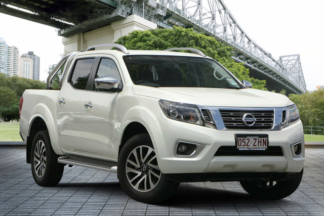 Demo Nissan Navara D23 S3 ST-X 4x2, 2019 Nissan Navara D23 S3 ST-X 4x2 White Diamond 7 Speed Sports Automatic Utility