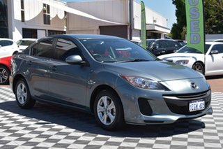 2013 Mazda 3 BL10F2 MY13 Neo Activematic Grey 5 Speed Sports Automatic Sedan.