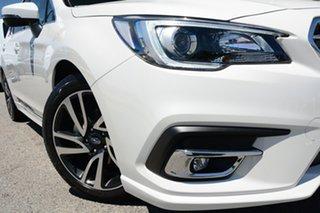 2019 Subaru Liberty B6 MY19 2.5i CVT AWD Crystal White 6 Speed Constant Variable Sedan.