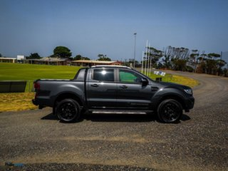2019 Ford Ranger PX MkIII 2019.75MY Wildtrak Pick-up Double Cab Meteor Grey 10 Speed.