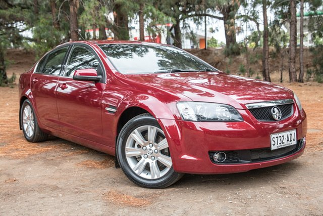 Used Holden Calais VE MY09.5 , 2009 Holden Calais VE MY09.5 Burgundy 6 Speed Sports Automatic Sedan