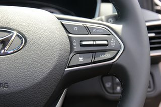 2019 Hyundai Santa Fe TM.2 MY20 Elite CRDi (AWD) White Cream 8 Speed Automatic Wagon