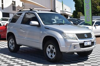 2011 Suzuki Grand Vitara JB MY09 Silver 4 Speed Automatic Hardtop.
