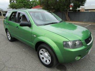 2005 Ford Territory SX TX (4x4) 4 Speed Auto Seq Sportshift Wagon.