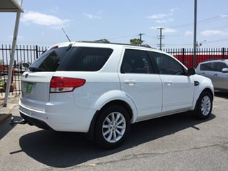 2016 Ford Territory SZ MK2 TX (RWD) White 6 Speed Automatic Wagon.