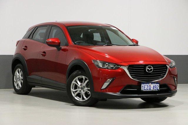 Used Mazda CX-3 DK Maxx (FWD), 2016 Mazda CX-3 DK Maxx (FWD) Red 6 Speed Automatic Wagon