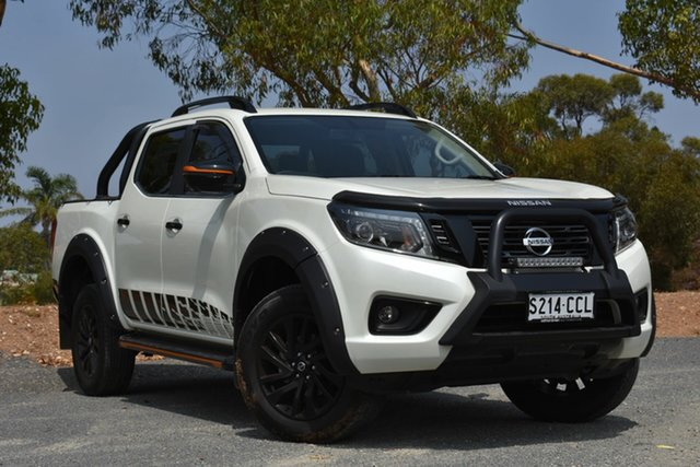Demo Nissan Navara D23 S4 MY19 N-TREK, 2019 Nissan Navara D23 S4 MY19 N-TREK White Diamond 7 Speed Sports Automatic Utility