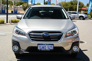 2019 Subaru Outback B6A MY19 2.0D CVT AWD Tungsten Metal 7 Speed Constant Variable Wagon