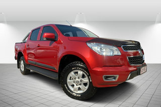 2016 Holden Colorado RG MY16 LS-X Crew Cab Sizzle 6 Speed Sports Automatic Utility.