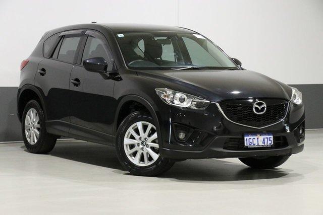 Used Mazda CX-5  Maxx Sport (4x4), 2012 Mazda CX-5 Maxx Sport (4x4) Black 6 Speed Automatic Wagon