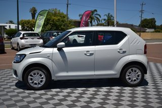 2019 Suzuki Ignis MF GL Pure White 5 Speed Manual Hatchback