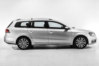 2015 Volkswagen Passat Type 3C MY15 130TDI DSG Highline Silver 6 Speed Sports Automatic Dual Clutch