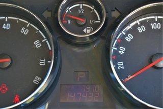 2011 Holden Captiva CG Series II 5 White 6 Speed Sports Automatic Wagon.
