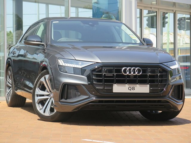 New Audi Q8 4M MY20 55 TFSI Tiptronic Quattro, 2019 Audi Q8 4M MY20 55 TFSI Tiptronic Quattro 8 Speed Sports Automatic Wagon