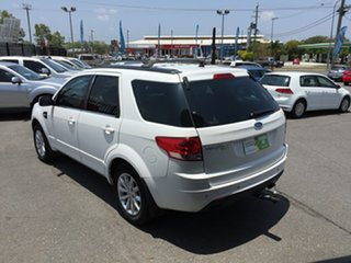 2016 Ford Territory SZ MK2 TX (RWD) White 6 Speed Automatic Wagon