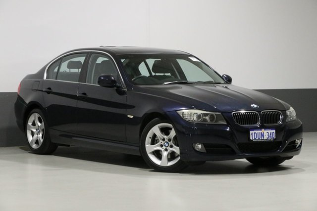 Used BMW 323i E90 MY09 , 2010 BMW 323i E90 MY09 Blue 6 Speed Auto Steptronic Sedan