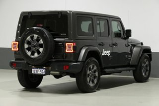 2019 Jeep Wrangler Unlimited JL MY19 Overland (4x4) Grey 8 Speed Automatic Hardtop