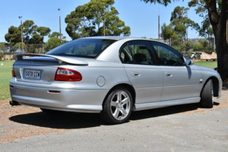 2002 Holden Commodore VX II SS Silver 4 Speed Automatic Sedan