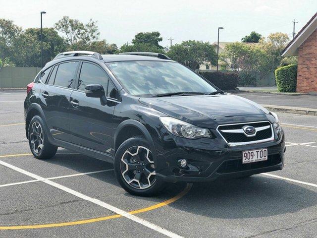 Used Subaru XV MY14 2.0I-S, 2014 Subaru XV MY14 2.0I-S Black Continuous Variable Wagon