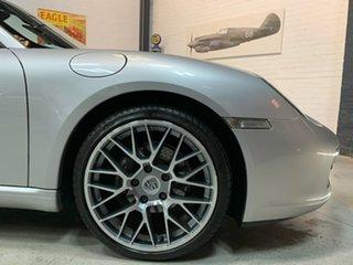 2007 Porsche Boxster 987 MY08 Silver 5 Speed Manual Convertible.