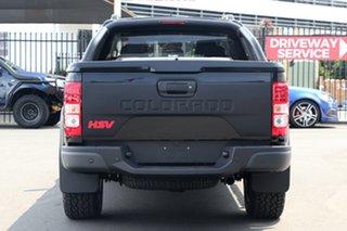 2019 Holden Special Vehicles Colorado RG MY20 SportsCat Pickup Crew Cab SV Mineral Black 6 Speed