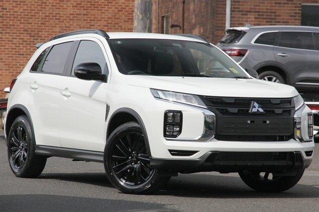 New Mitsubishi ASX XD MY21 GSR 2WD Hamilton, 2021 Mitsubishi ASX XD MY21 GSR 2WD Starlight 6 Speed Constant Variable Wagon