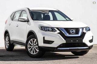 2018 Nissan X-Trail T32 Series II TS X-tronic 4WD Ivory Pearl 7 Speed Constant Variable Wagon