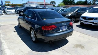 2008 Audi A4 B8 8K Multitronic Grey 8 Speed Constant Variable Sedan