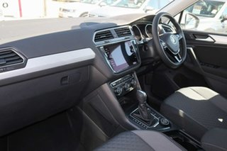 2019 Volkswagen Tiguan 5N MY20 132TSI DSG 4MOTION Comfortline White 7 Speed