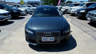 2008 Audi A4 B8 8K Multitronic Grey 8 Speed Constant Variable Sedan.