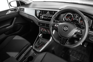 2019 Volkswagen Polo AW MY19 85TSI DSG Comfortline Blue 7 Speed Sports Automatic Dual Clutch