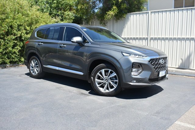 Used Hyundai Santa Fe TM MY19 Elite, 2019 Hyundai Santa Fe TM MY19 Elite Grey 8 Speed Sports Automatic Wagon