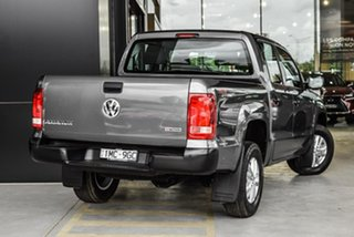 2019 Volkswagen Amarok 2H MY19 TDI420 4MOTION Perm Core Grey 8 Speed Automatic Utility.