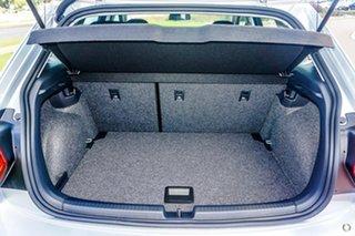 2019 Volkswagen Polo AW MY19 70TSI DSG Trendline Silver 7 Speed Sports Automatic Dual Clutch.