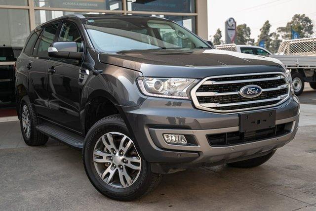 Used Ford Everest UA II 2019.00MY Trend RWD, 2018 Ford Everest UA II 2019.00MY Trend RWD 10 Speed Sports Automatic Wagon