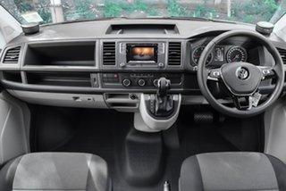 2019 Volkswagen Transporter T6 MY19 TDI340 LWB DSG White 7 Speed Sports Automatic Dual Clutch Van.