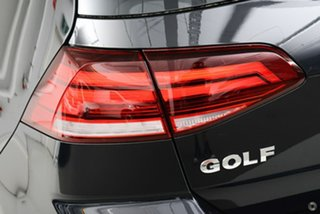 2019 Volkswagen Golf 7.5 MY20 110TSI DSG Comfortline Black 7 Speed Sports Automatic Dual Clutch.