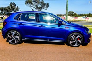 2019 Volkswagen Polo AW MY19 GTI DSG Blue 6 Speed Sports Automatic Dual Clutch Hatchback