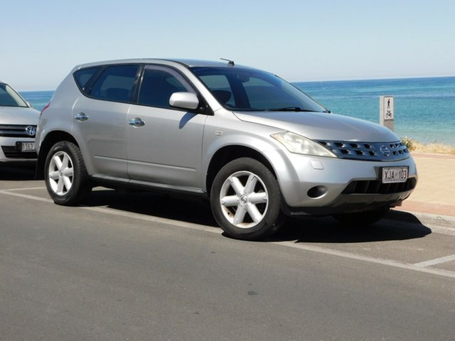 Used Nissan Murano Z50 ST, 2005 Nissan Murano Z50 ST Platinum 6 Speed Constant Variable Wagon
