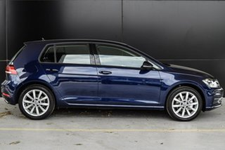 2019 Volkswagen Golf 7.5 MY19.5 110TSI DSG Comfortline Blue 7 Speed Sports Automatic Dual Clutch
