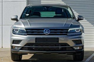 2019 Volkswagen Tiguan 5N MY20 162TSI Highline DSG 4MOTION Allspace Silver 7 Speed.