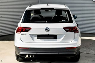 2019 Volkswagen Tiguan 5N MY20 110TSI DSG 2WD Trendline White 6 Speed Sports Automatic Dual Clutch.