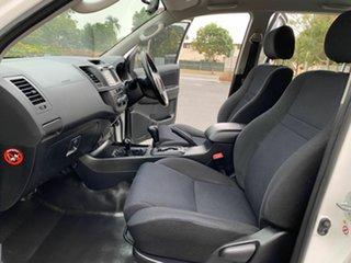 2015 Toyota Hilux KUN26R SR White 5 Speed Automatic Dual Cab