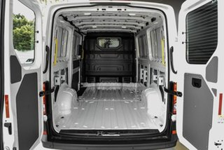 2019 Volkswagen Crafter SY1 MY19 35 MWB FWD TDI340 White 8 Speed Automatic Van