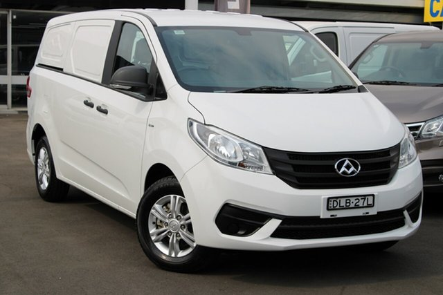 Used LDV G10 SV7C , 2016 LDV G10 SV7C White 6 Speed Sports Automatic Van