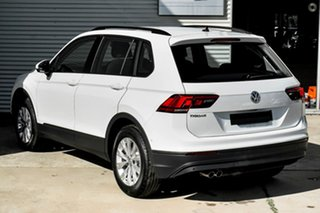 2019 Volkswagen Tiguan 5N MY20 110TSI DSG 2WD Trendline White 6 Speed Sports Automatic Dual Clutch