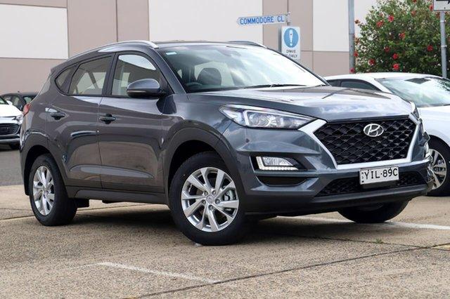 Demo Hyundai Tucson TL4 MY20 Active 2WD, 2019 Hyundai Tucson TL4 MY20 Active 2WD Pepper Gray 6 Speed Automatic Wagon