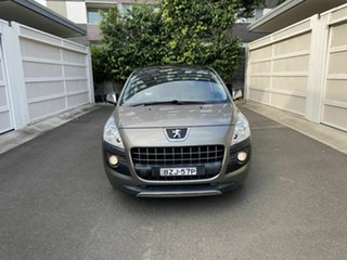 2011 Peugeot 3008 T8 XTE SUV Grey 6 Speed Sports Automatic Hatchback.