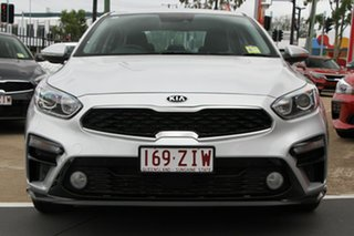 2019 Kia Cerato BD MY20 S Silky Silver 6 Speed Sports Automatic Sedan.